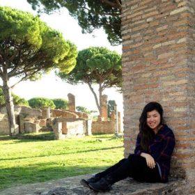 A photo of Jasmine Akiyama-Kim