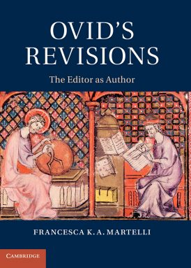 Ovid's Revisions: The Editor as Author book cover