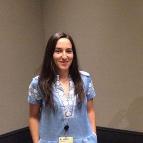 A photo of Adriana Vazquez